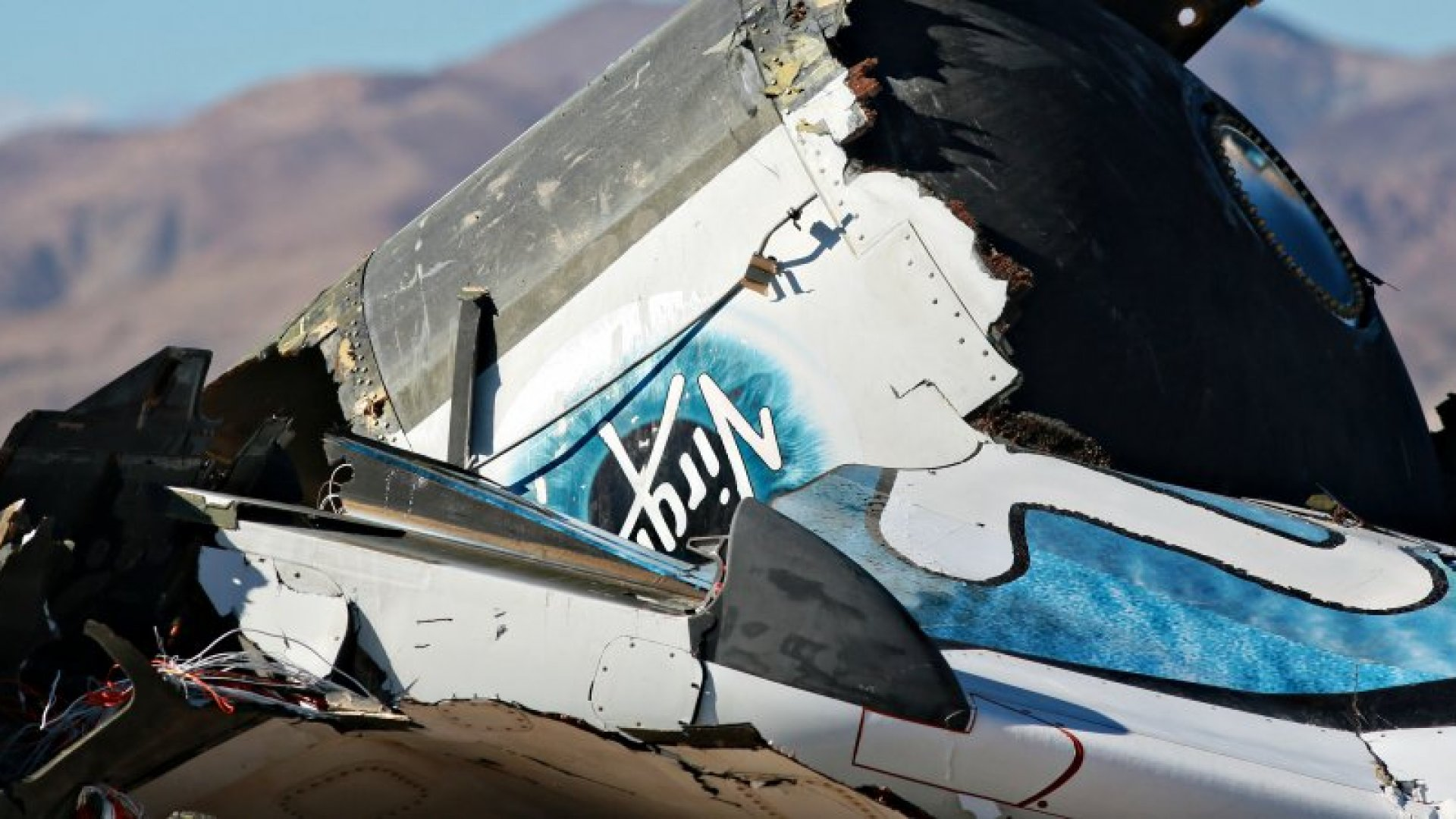 Virgin Galactic Building Replacement Spaceship After Fatal Test Flight