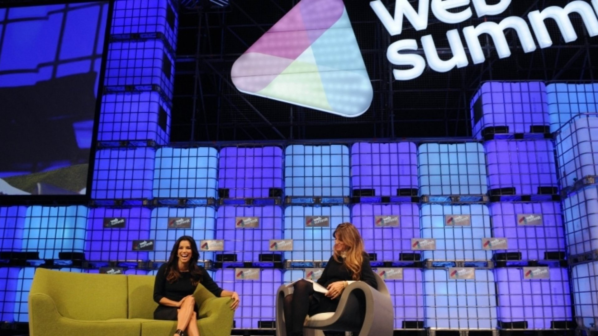 How Web Summit Is Changing the Tech Sector's Female to Male Ratio