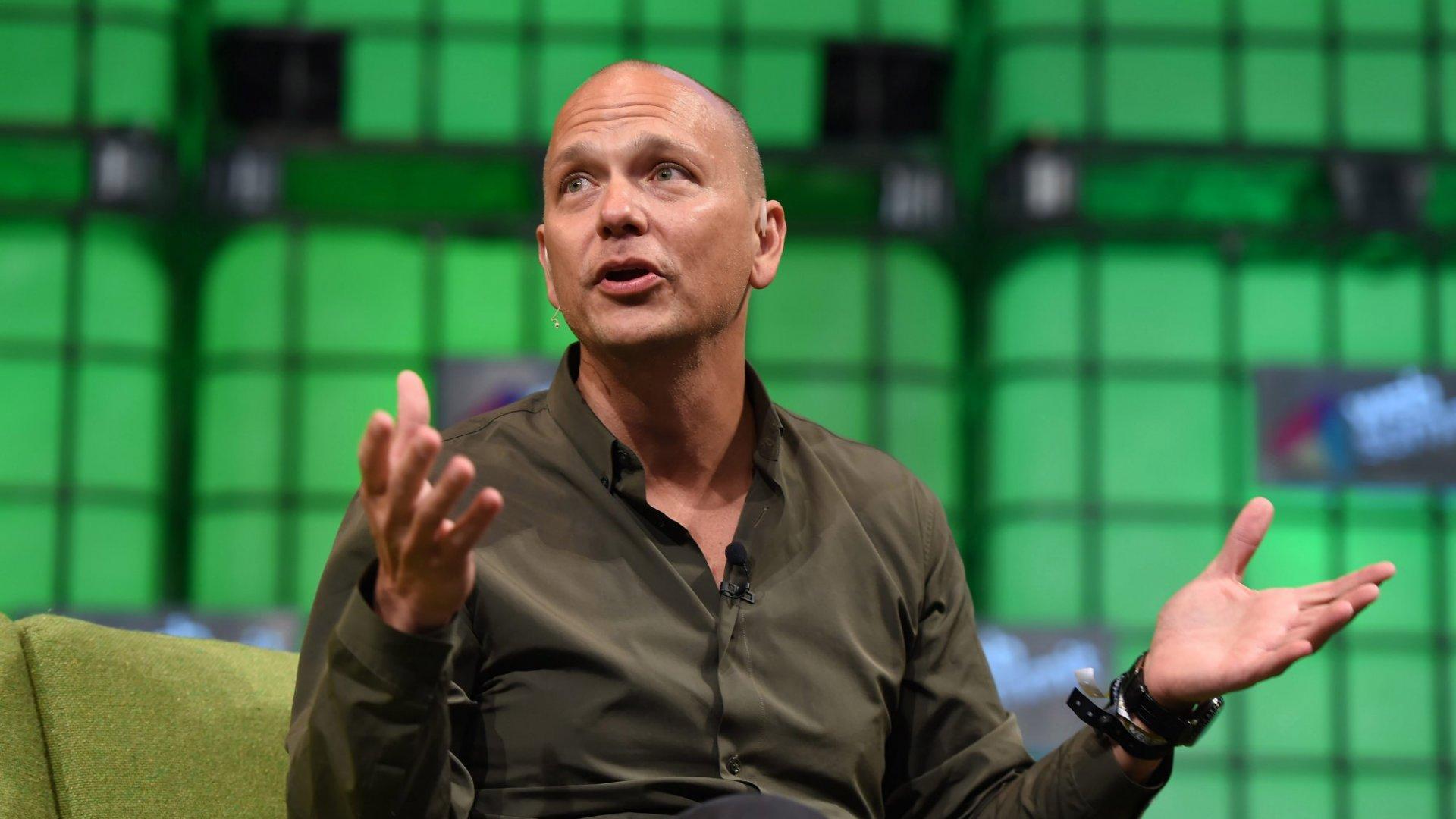 Nest's Tony Fadell Explains 3 Ways to Spot New Ideas