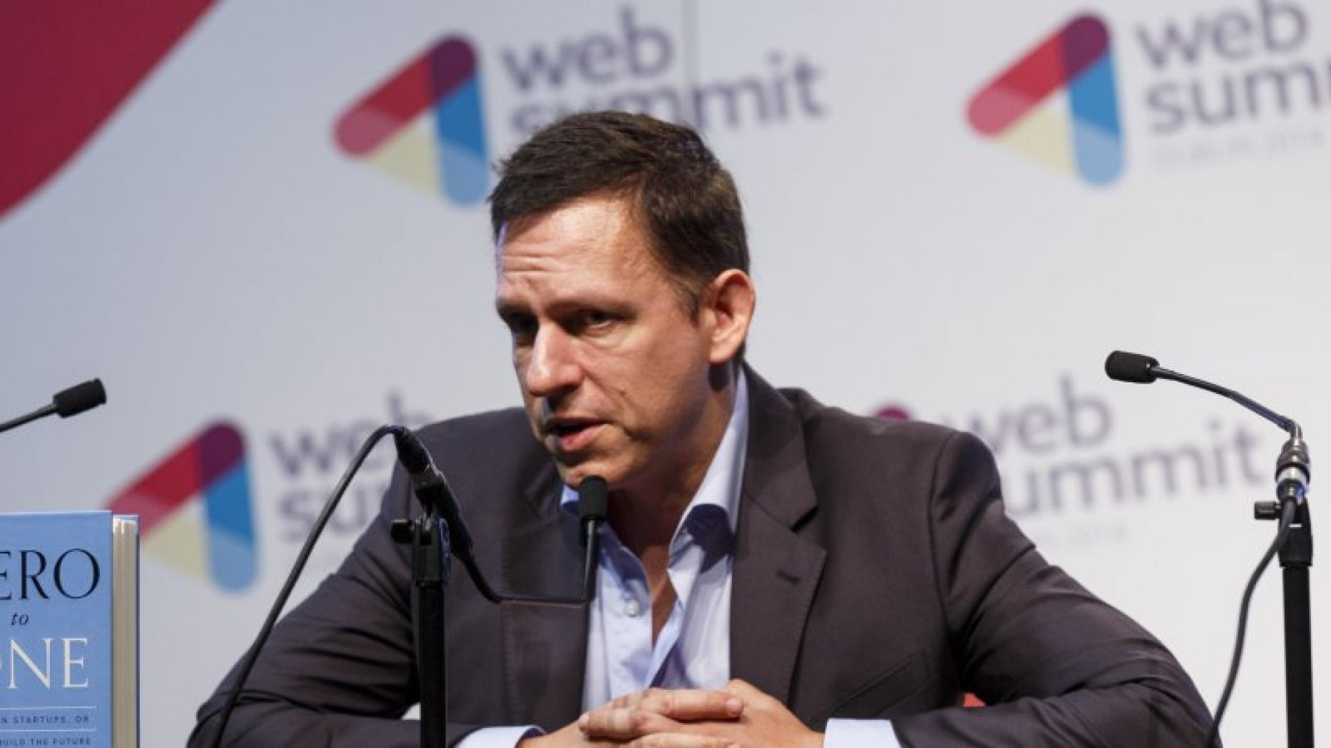 Peter Thiel Echoes Branson and Musk: 'Don't Ask For Permission, Ask For Forgiveness'