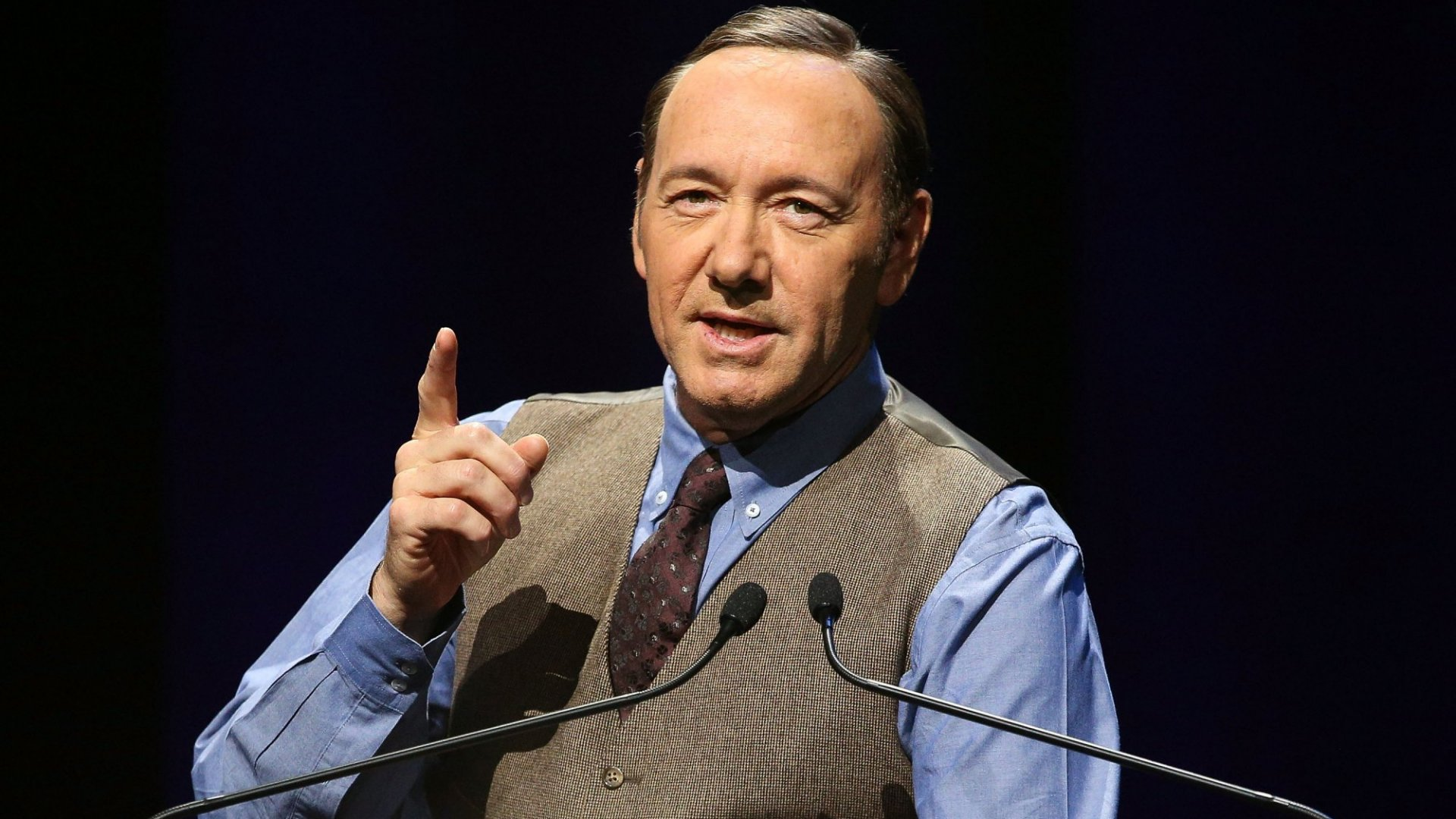 What You Can Learn From Kevin Spacey's Remarkably Bad Public Apology