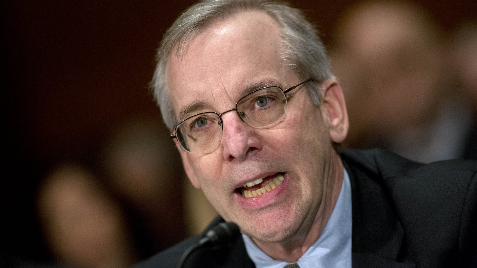 New York Federal Reserve President William C. Dudley.