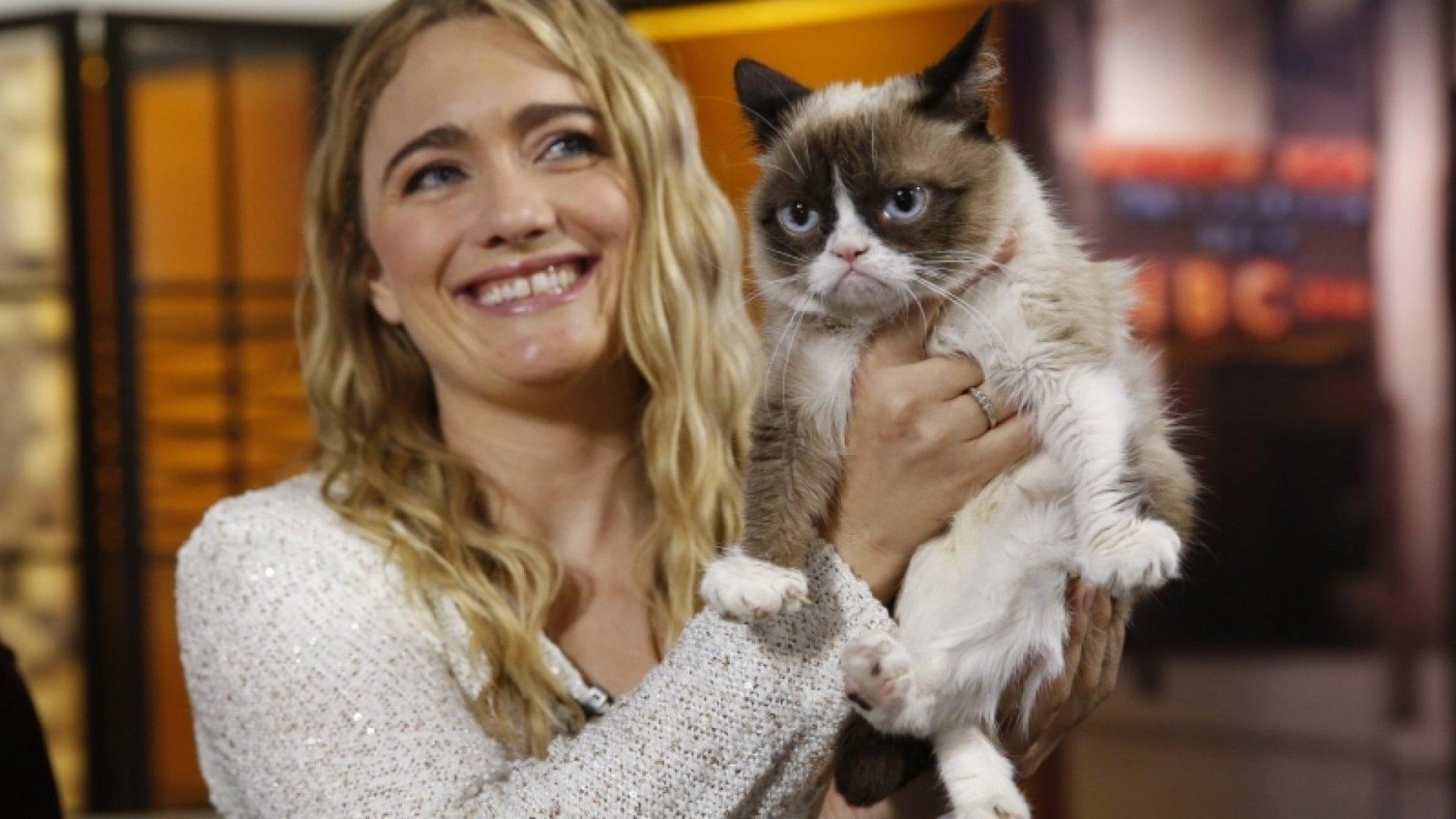 How Grumpy Cat Became a Legit Business