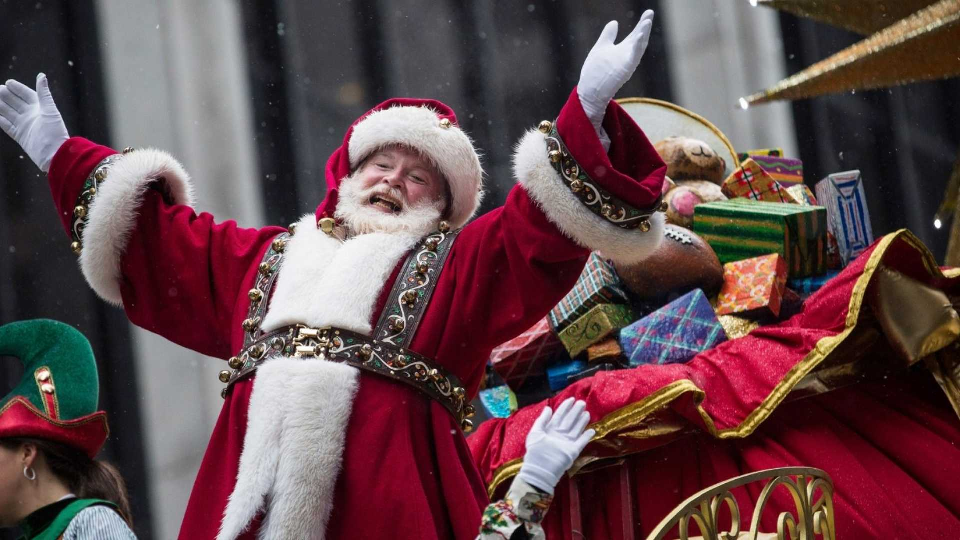 Your Local Santa Claus Might Be the Hardest Working Entrepreneur You Know--Especially If He Attended This Santa School