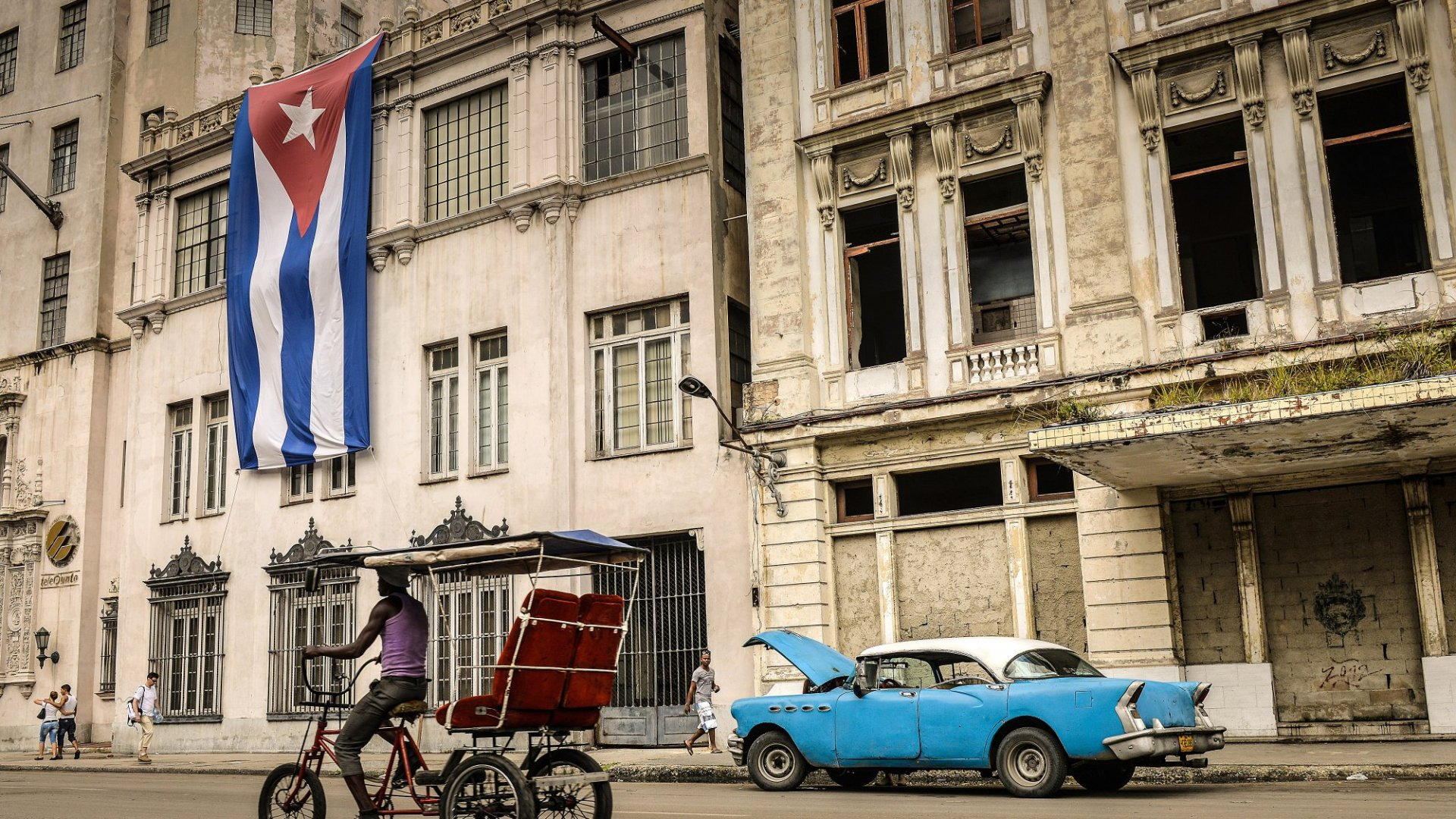 Chamber of Commerce Starts Group to Boost Cuba Business Opportunities