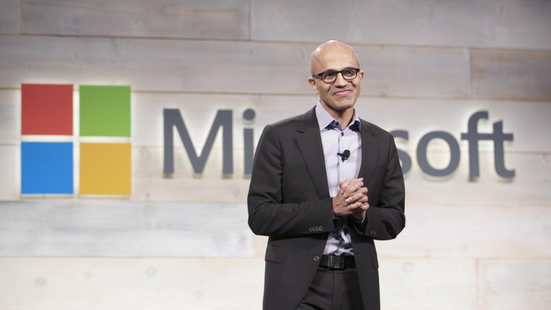 Microsoft Posts $28.92 Billion Revenue in Q2