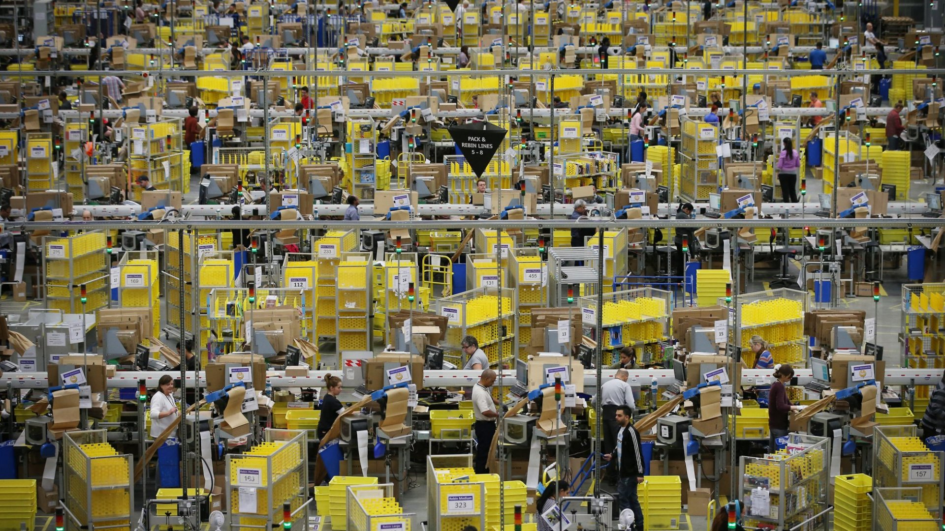 This Monumental Shift in Amazon's Strategy Could Affect Thousands of Mom-and-Pop Vendors