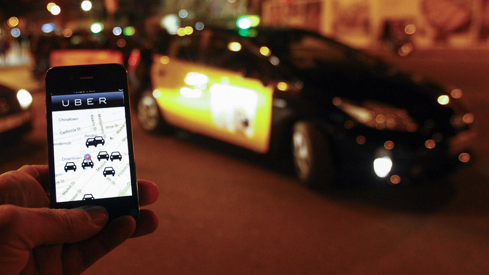 Does Uber's  Write-Down Mean Trouble for Other Unicorns?