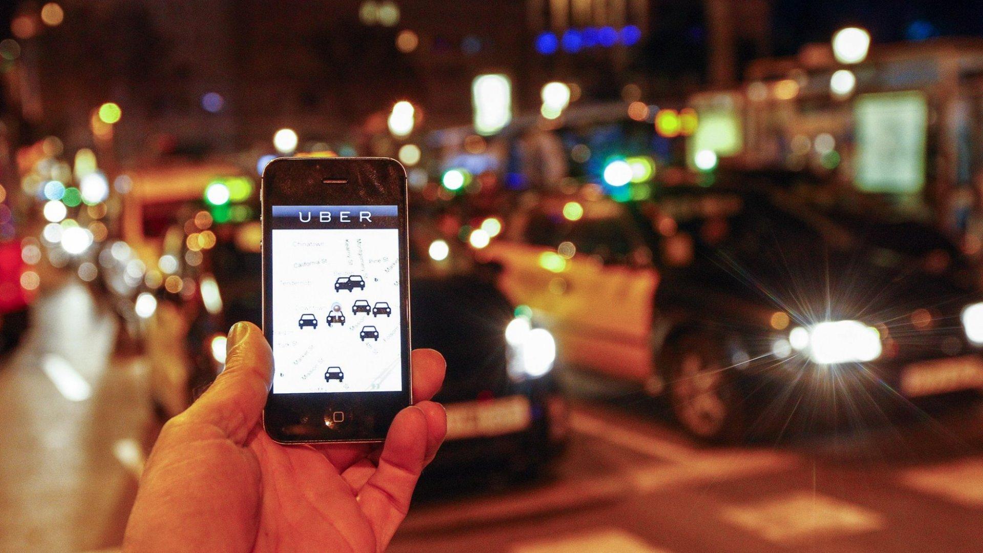 Meet theUber Driver Who Built a $2 Billion Company
