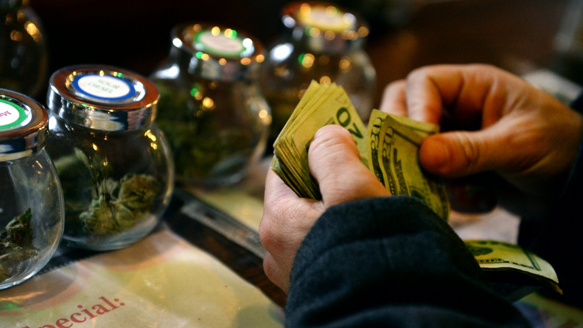 "Due to a lack of banking services available to marijuana companies, most business transactions are conducted in cash. The IRS is taking a closer look at a handful of cannabis companies in Colorado through an ""aggressive"" auditing process, says James Thorburn, tax attorney."
