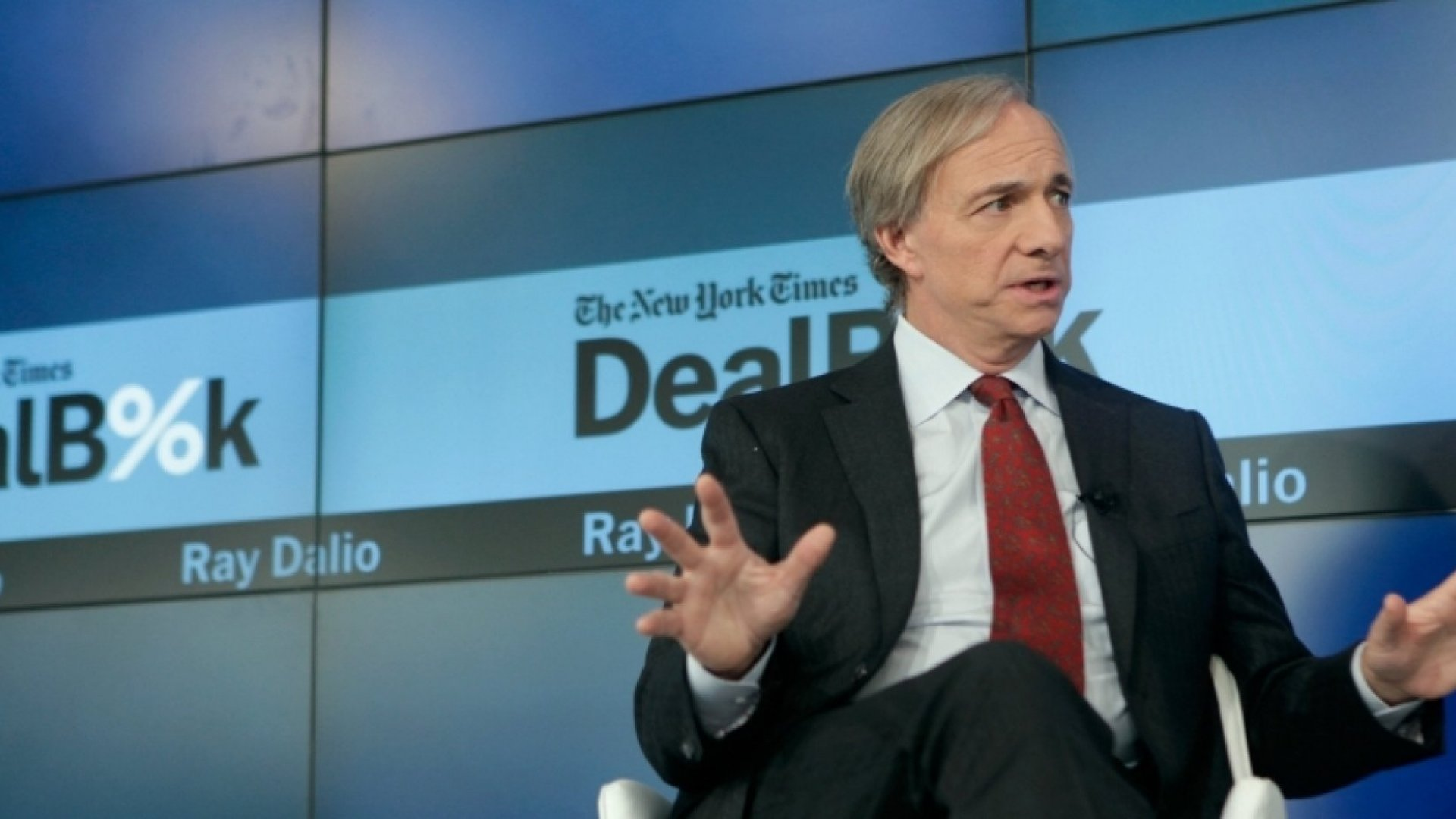 What Self-Made Billionaire Ray Dalio Does Differently