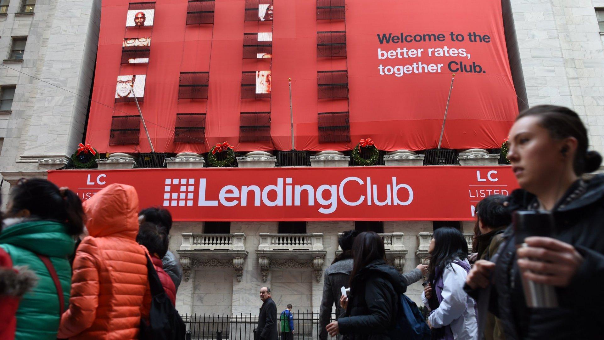 LendingClub Reports Narrow Quarterly Loss