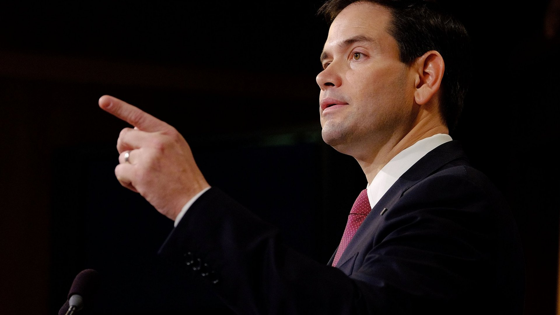 Marco Rubio, the junior senator from Florida, announced his run for president on April 13.