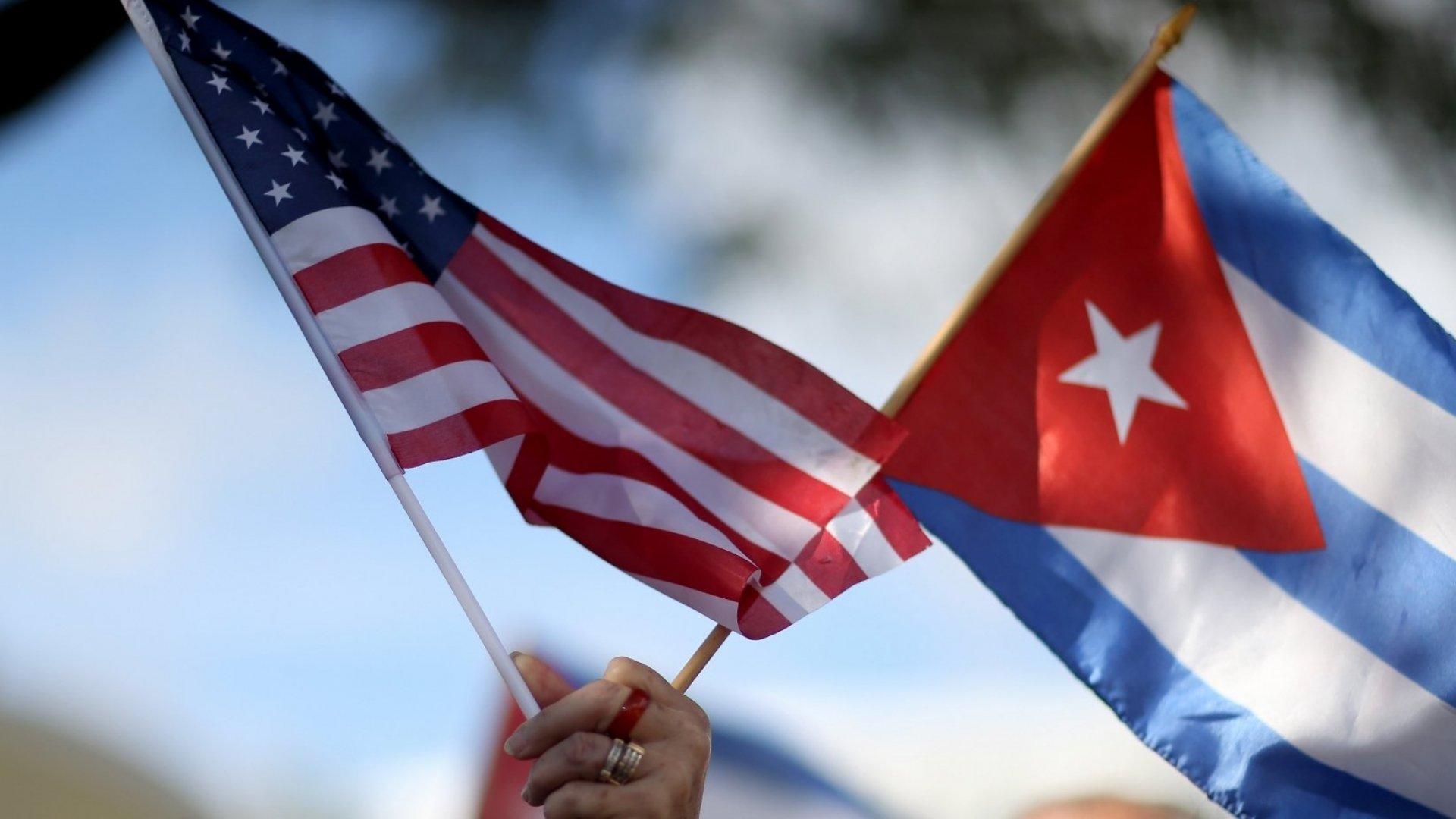 5 Decades Later, US-Cuba Diplomatic Ties Restored
