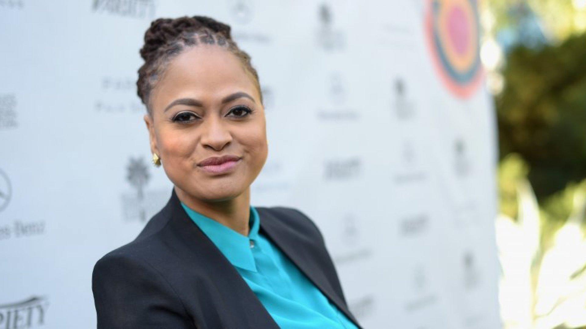 'Selma' Director Ava DuVernay Takes On Hollywood's Gender Gap