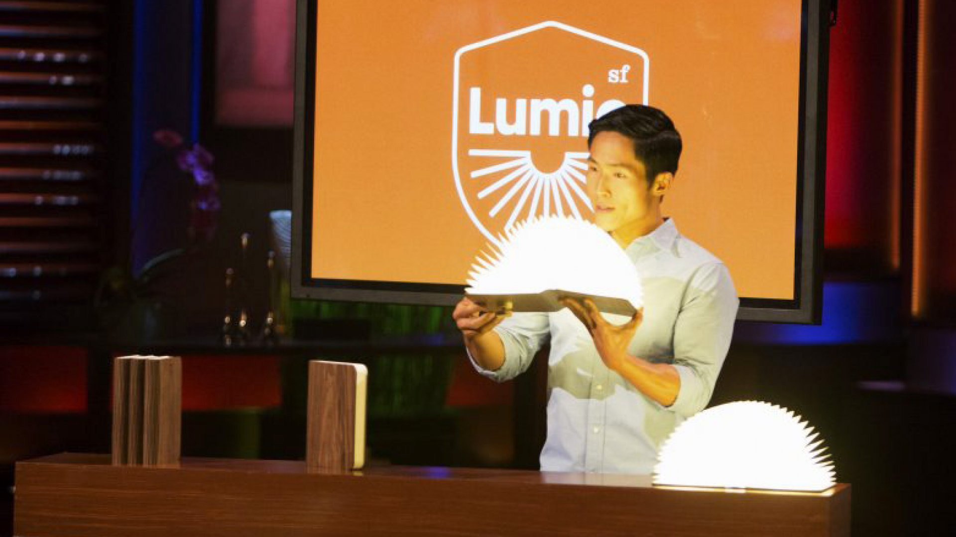 Why All 5 'Shark Tank' Hosts Wanted a Piece of Lumio