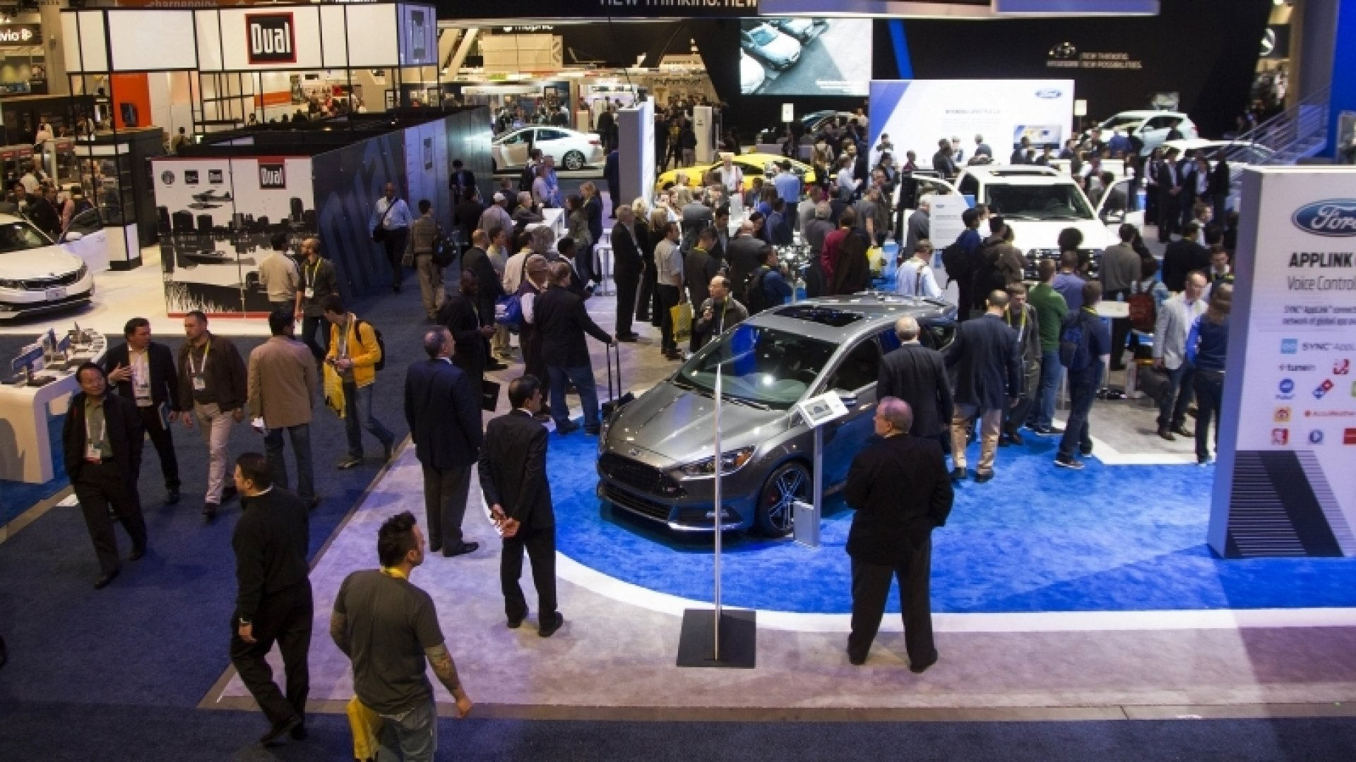 Going to CES Is Not a Business Plan