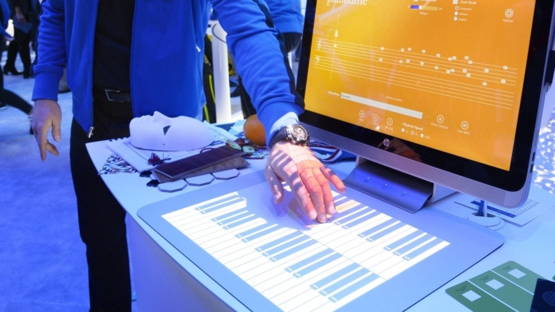 5 New Gadgets From CES That Will Change How You Work
