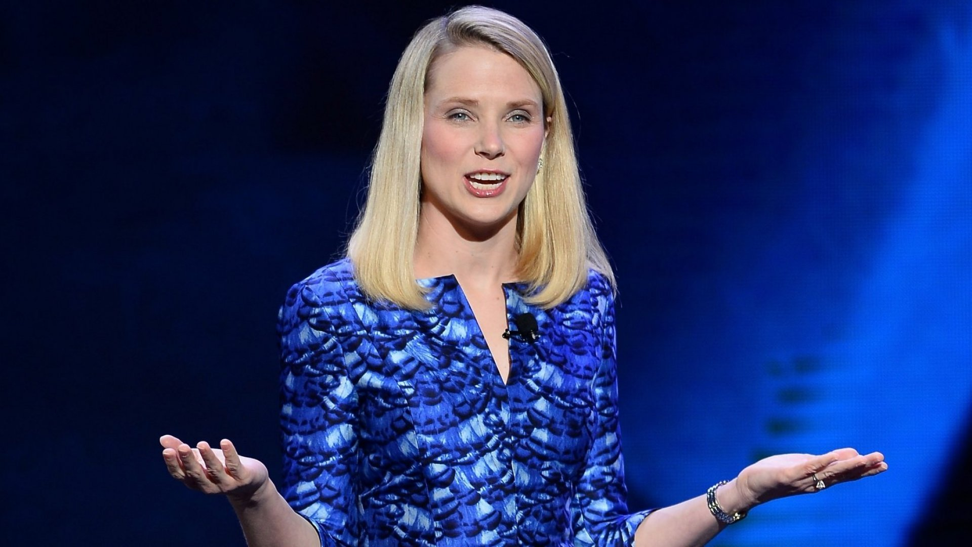Yahoo's Marissa Mayer Tops List of 10 Highest-Paid Women CEOs
