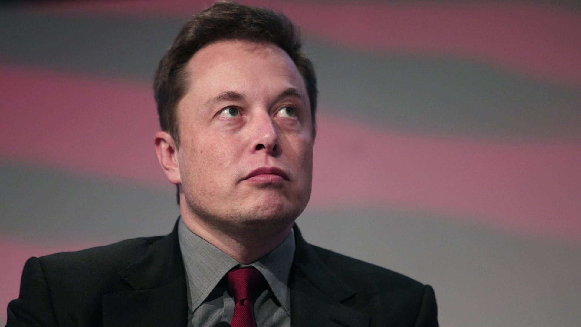 Yes, Elon. The drill will enter just above your left eyebrow.