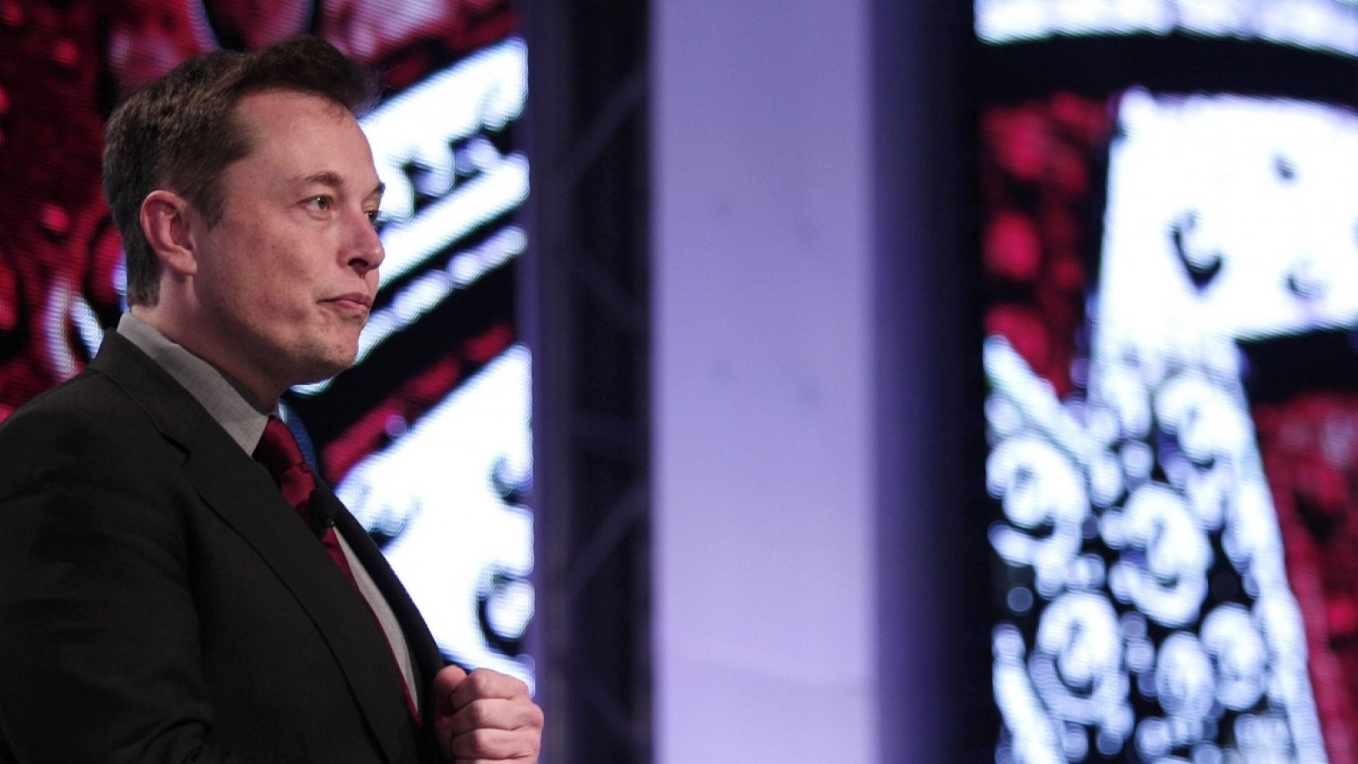 Elon Musk is hugely successful, but he may be more aware of failure than people think.