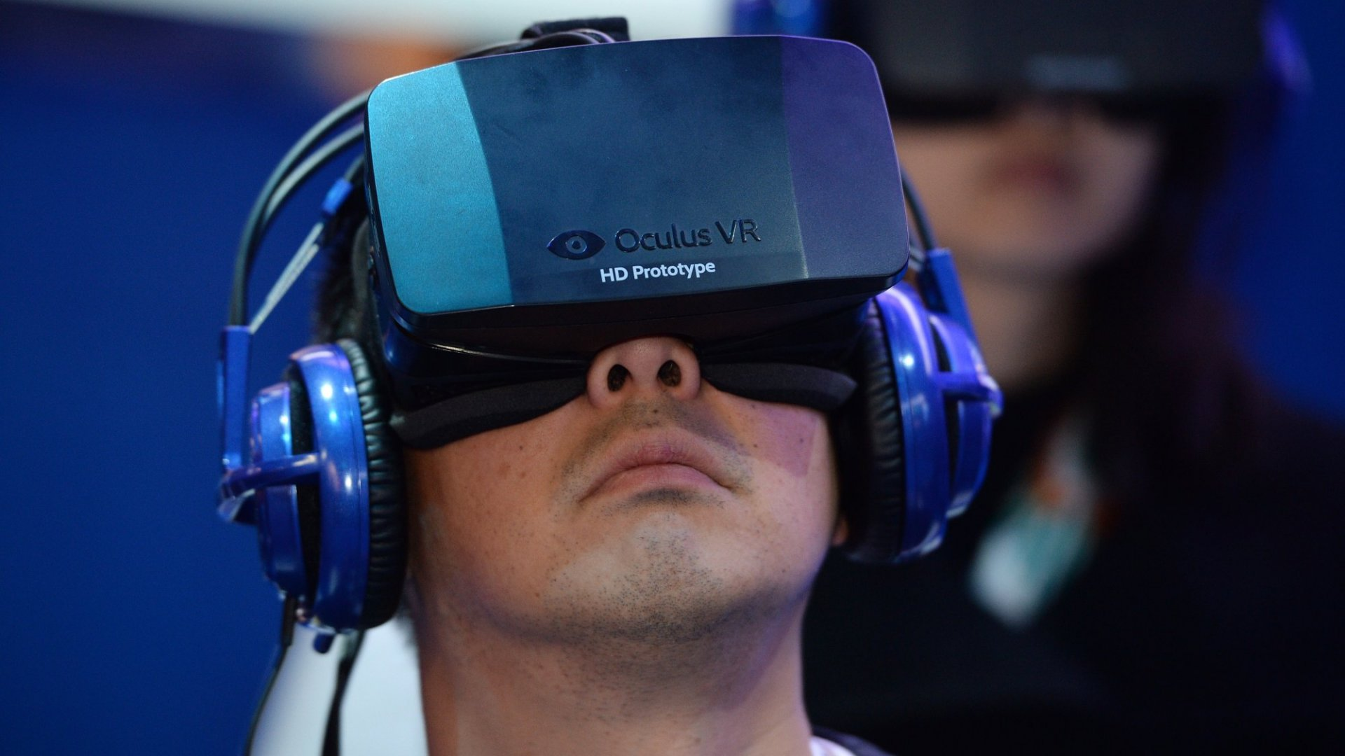 The First Hour of Oculus Rift Pre-Orders Was Insane