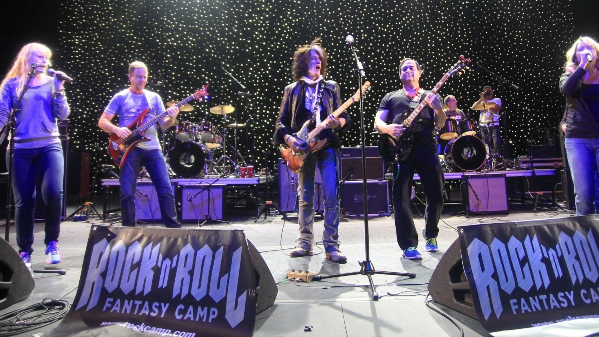 This Entrepreneur Makes Dreams Come True: David Fishof, Founder of Rock and Roll Fantasy Camp