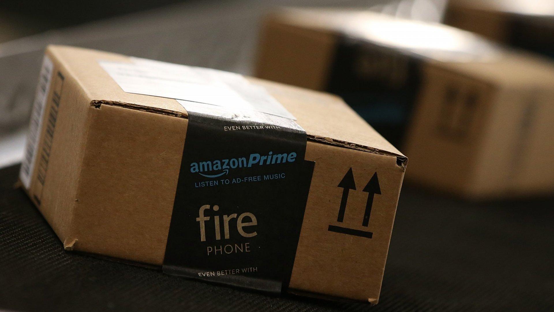 Amazon's Secret Logistics Startups