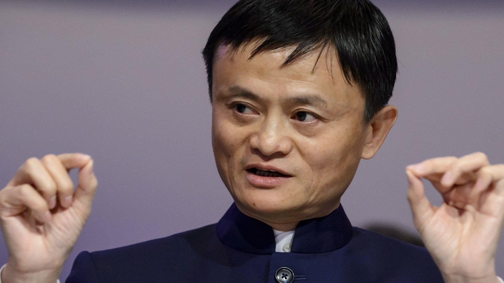 Speaking at Davos, Alibaba Founder Jack Ma Just Gave Today's Young People 1 Priceless Piece of Advice