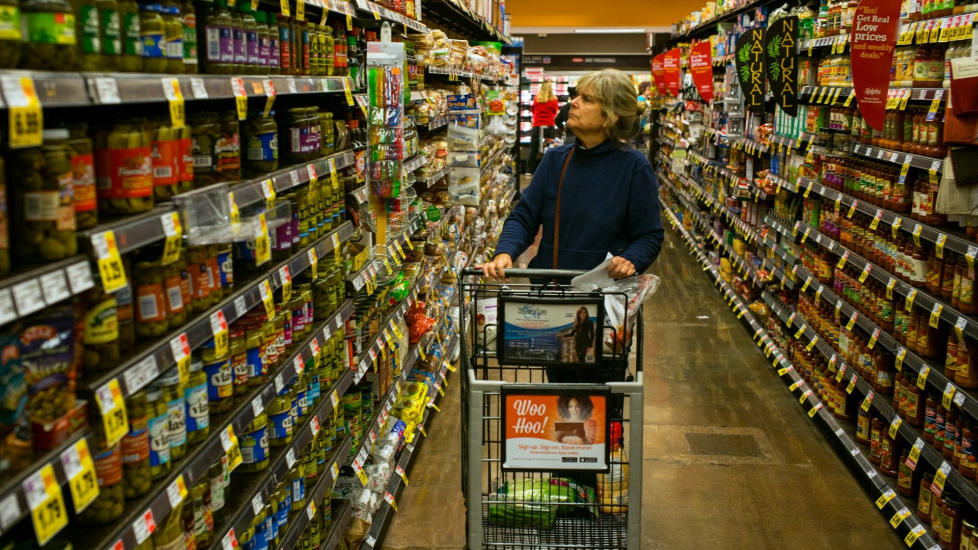 Kroger's New Technology Could Change Grocery Shopping as We Know It