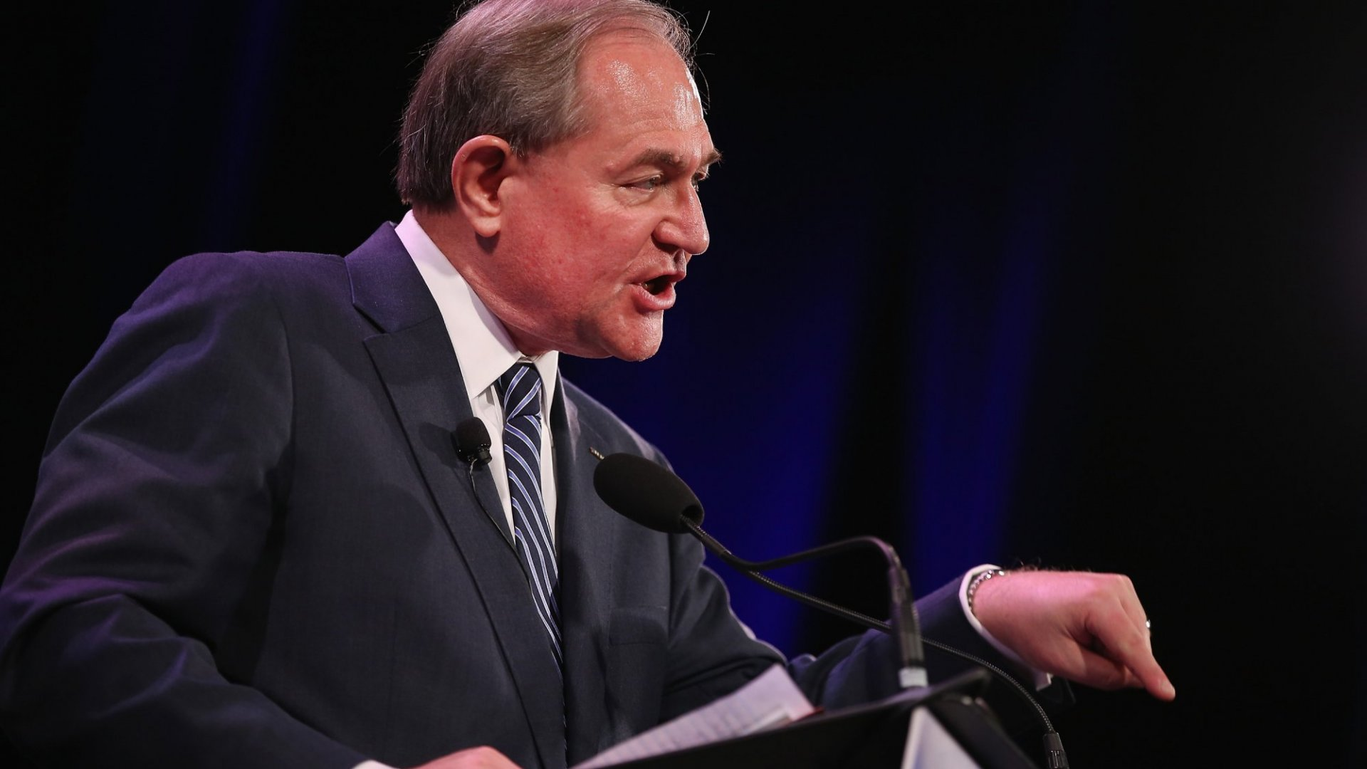 Former Virginia Governor Jim Gilmore will run for president in the 2016 campaign.