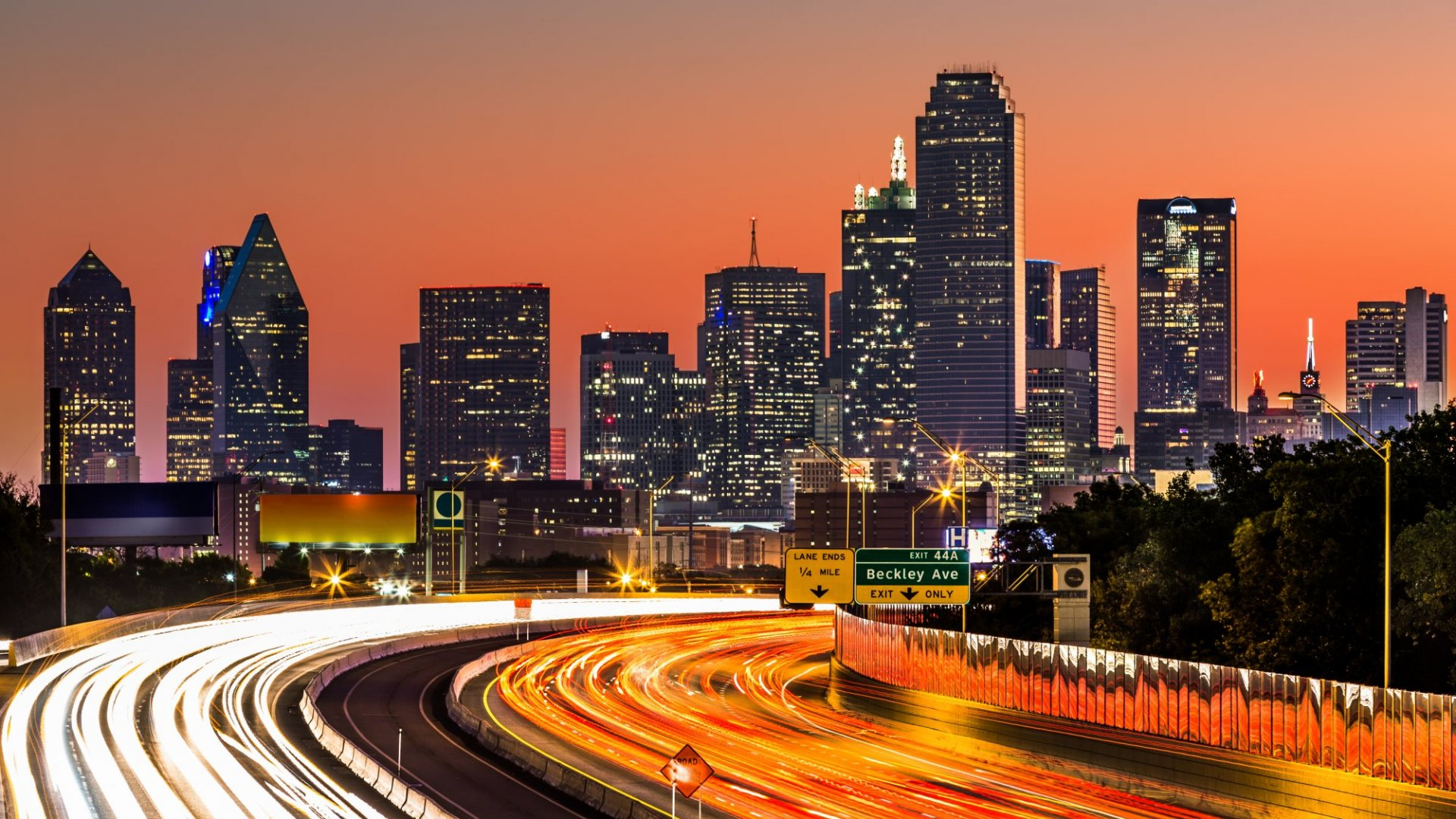 Dallas, Texas, no. 2 on this year's list
