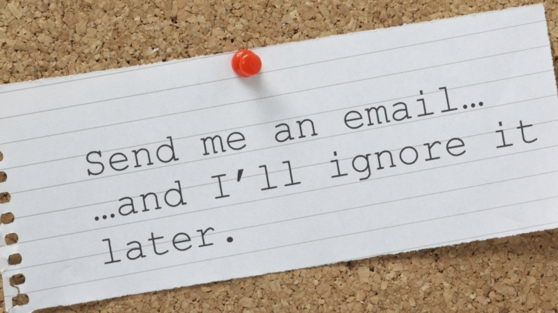 The Really Bad News About Using Email to Collaborate