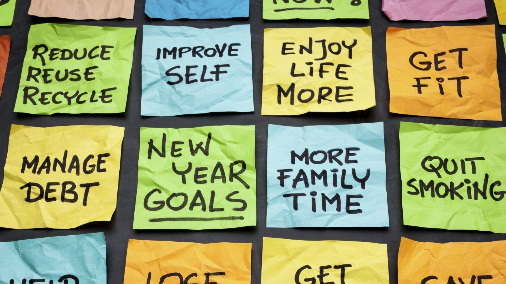 The Most Popular Resolution for 2016 Should Be a Pleasure to Follow