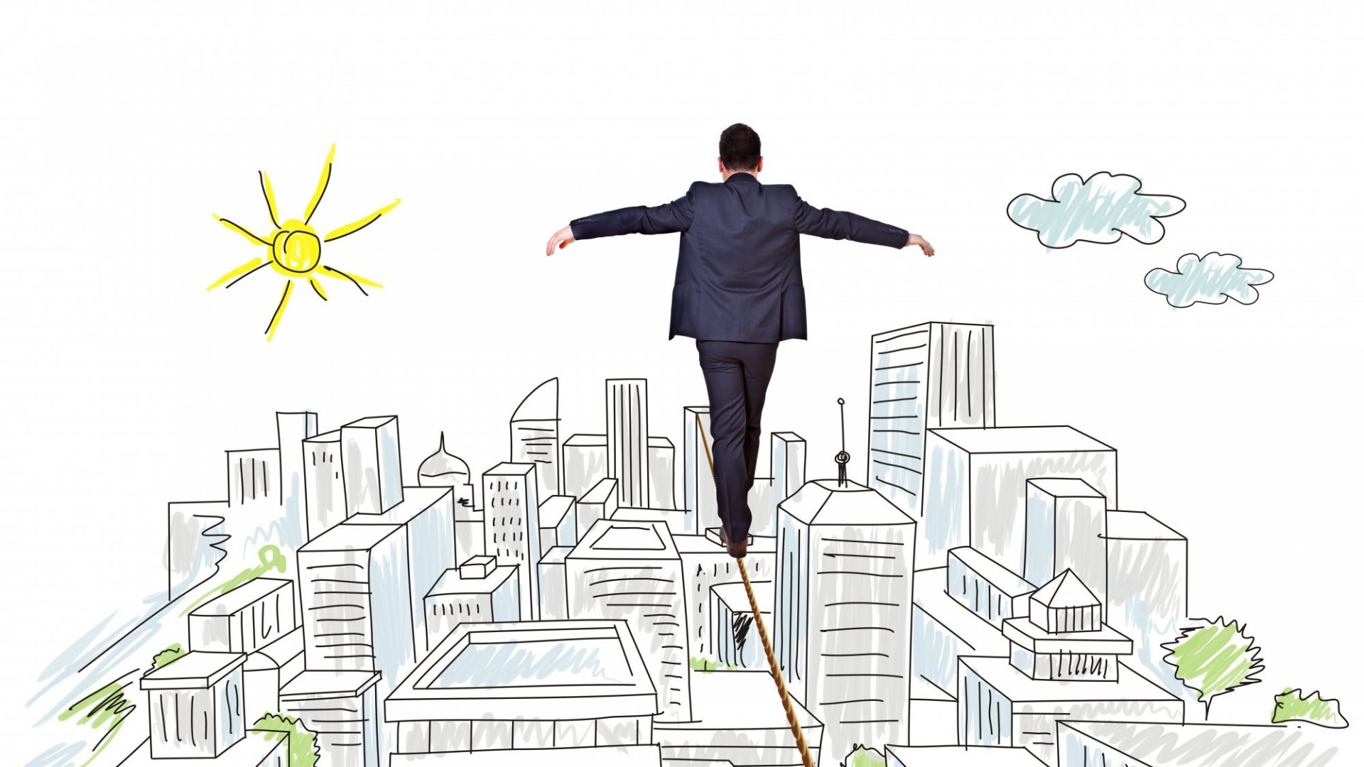 Grit and Gratitude: The Entrepreneurial Balancing Act