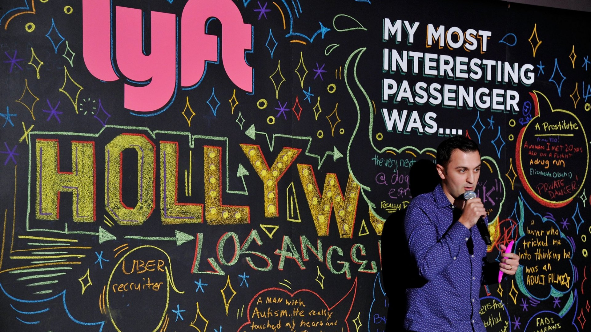 15 Surprising Facts About $5.5 Billion Rideshare Giant Lyft