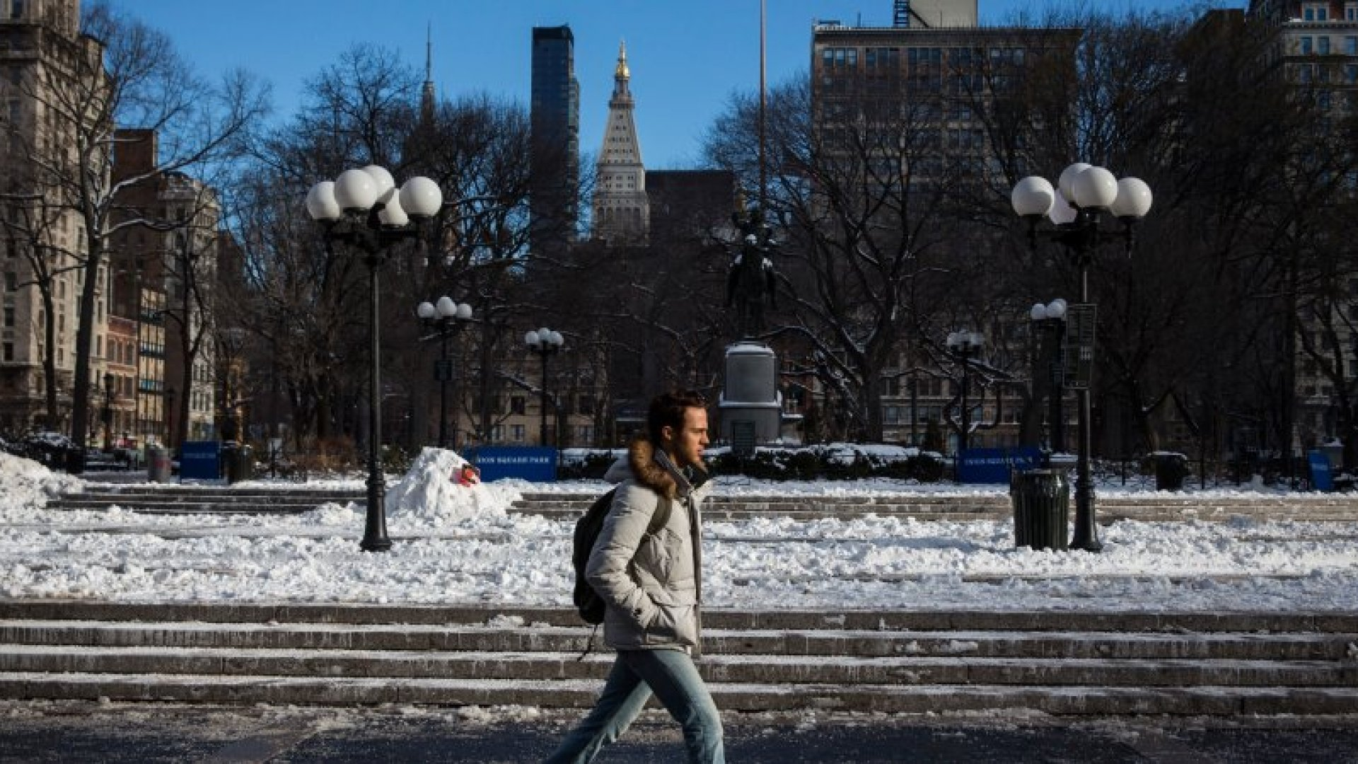 The Massive Cost of the Blizzard That Wasn't