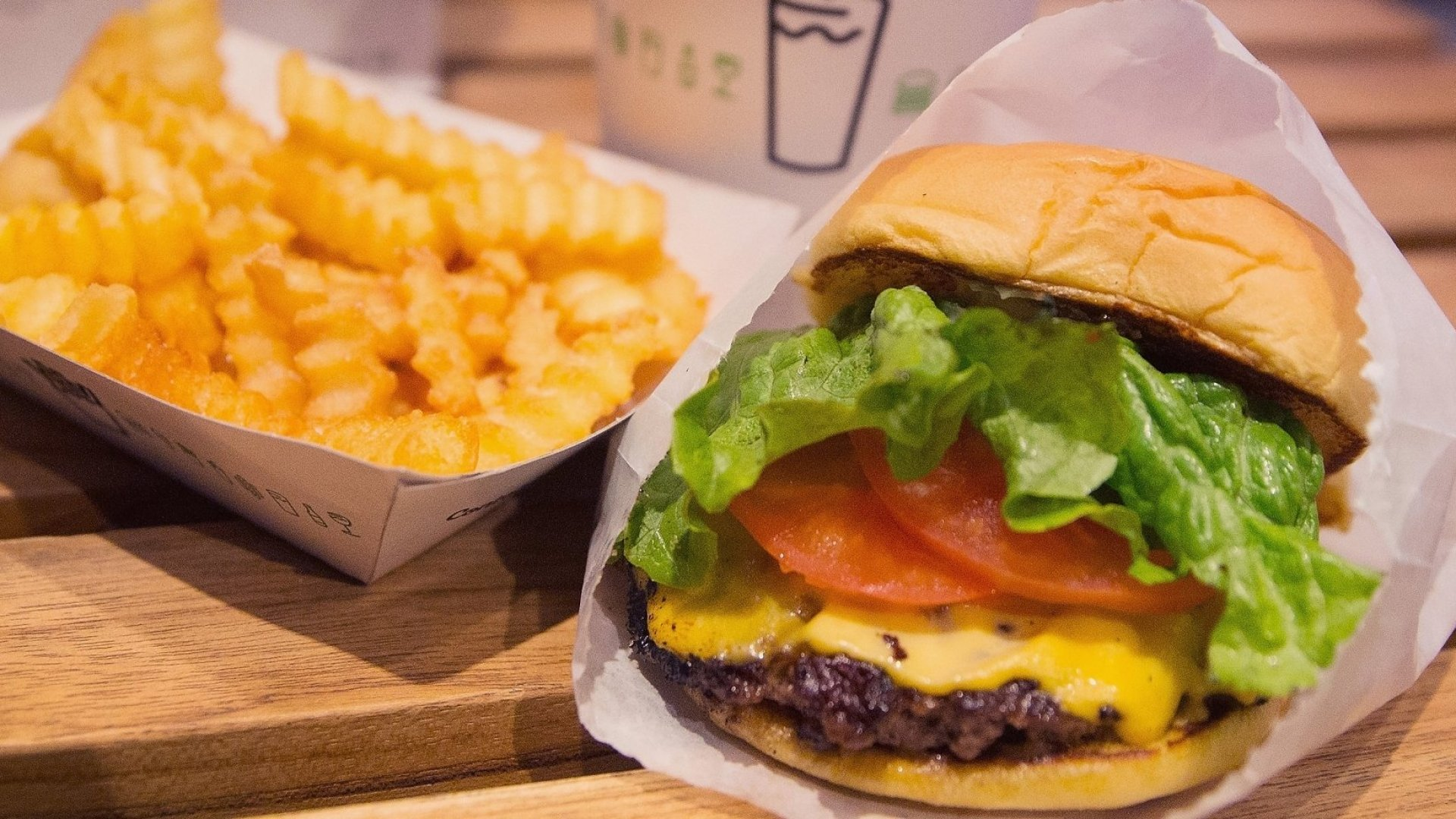 Shake Shack Delivers Free Food on National Cheeseburger Day (If You're in 1 of 17 Lucky Cities)