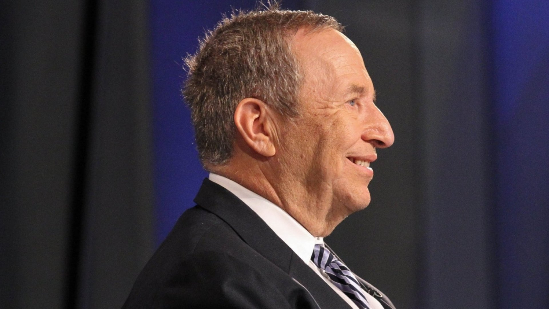 Why Larry Summers Thinks Alternative Lending Will Save the World