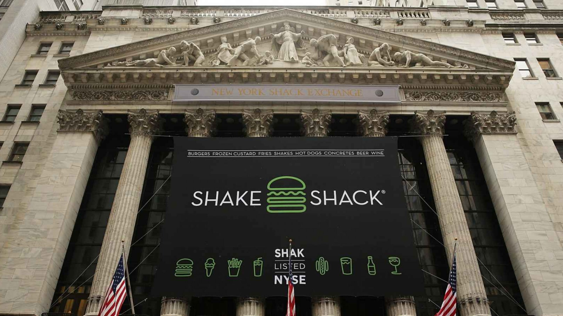 Shake Shack Posts Quarterly Loss After IPO