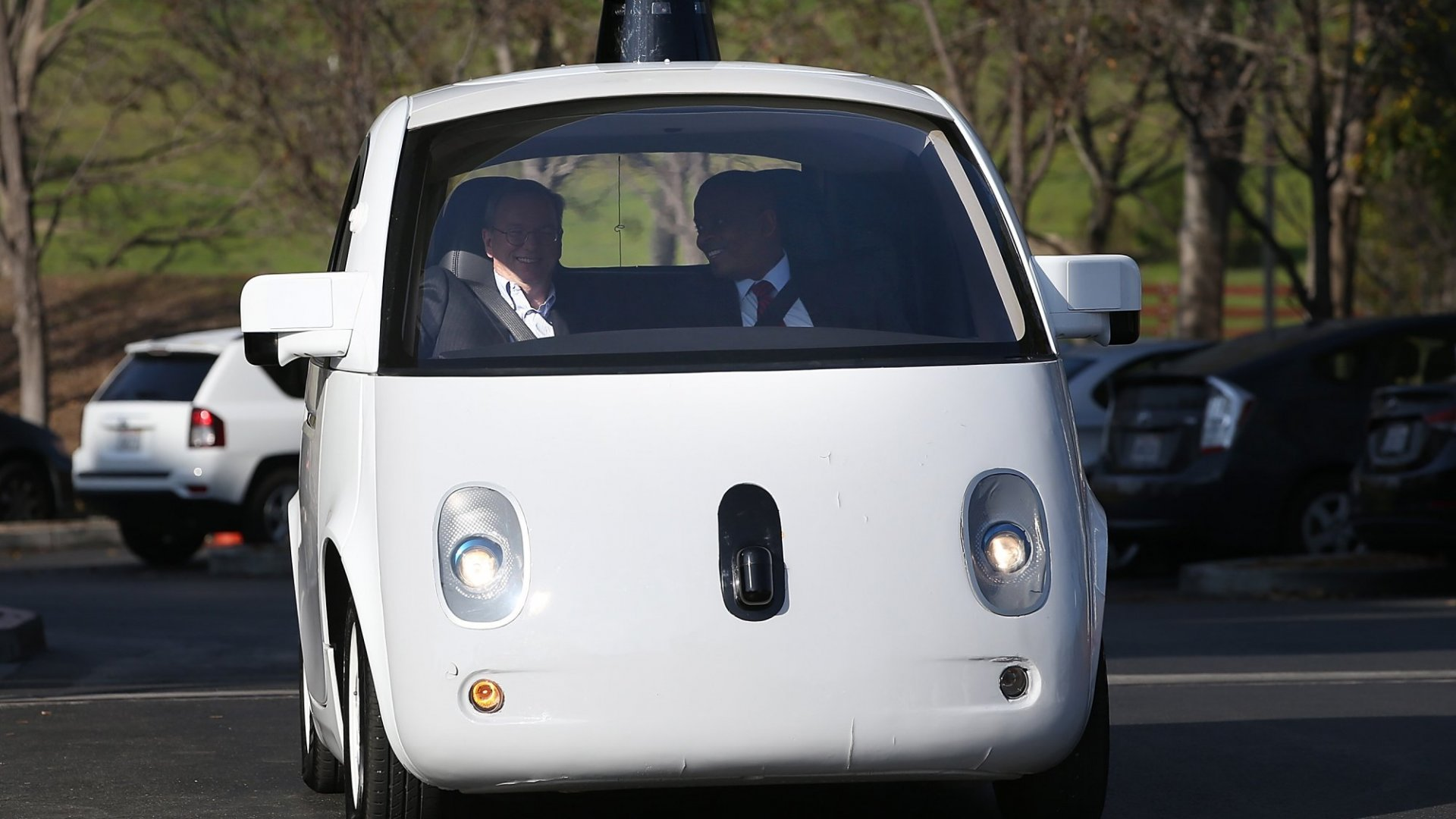 Can the Public Beat GM, Google, and Uber on Self-Driving Cars?