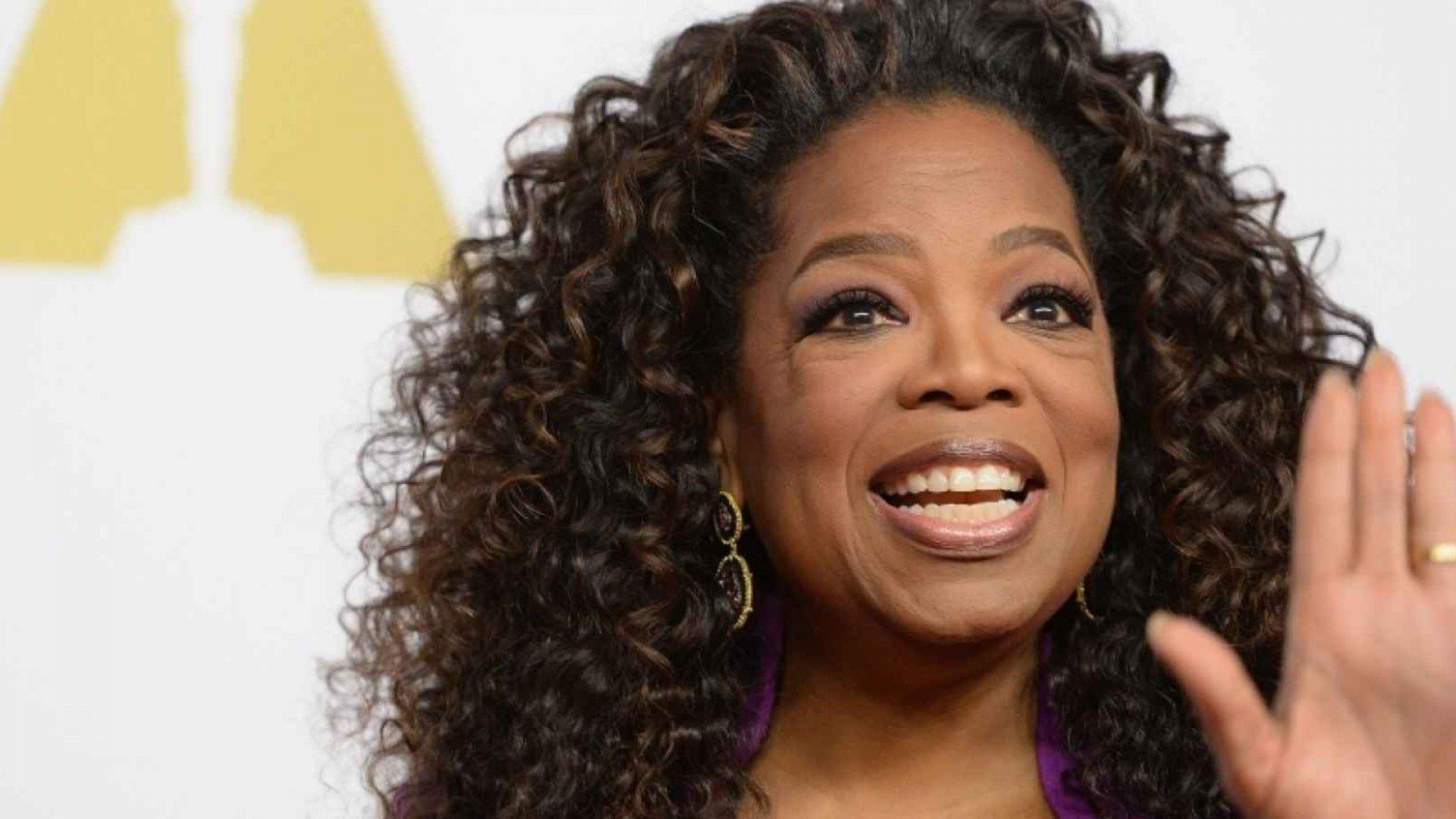 18 Cool Facts About Oprah Winfrey
