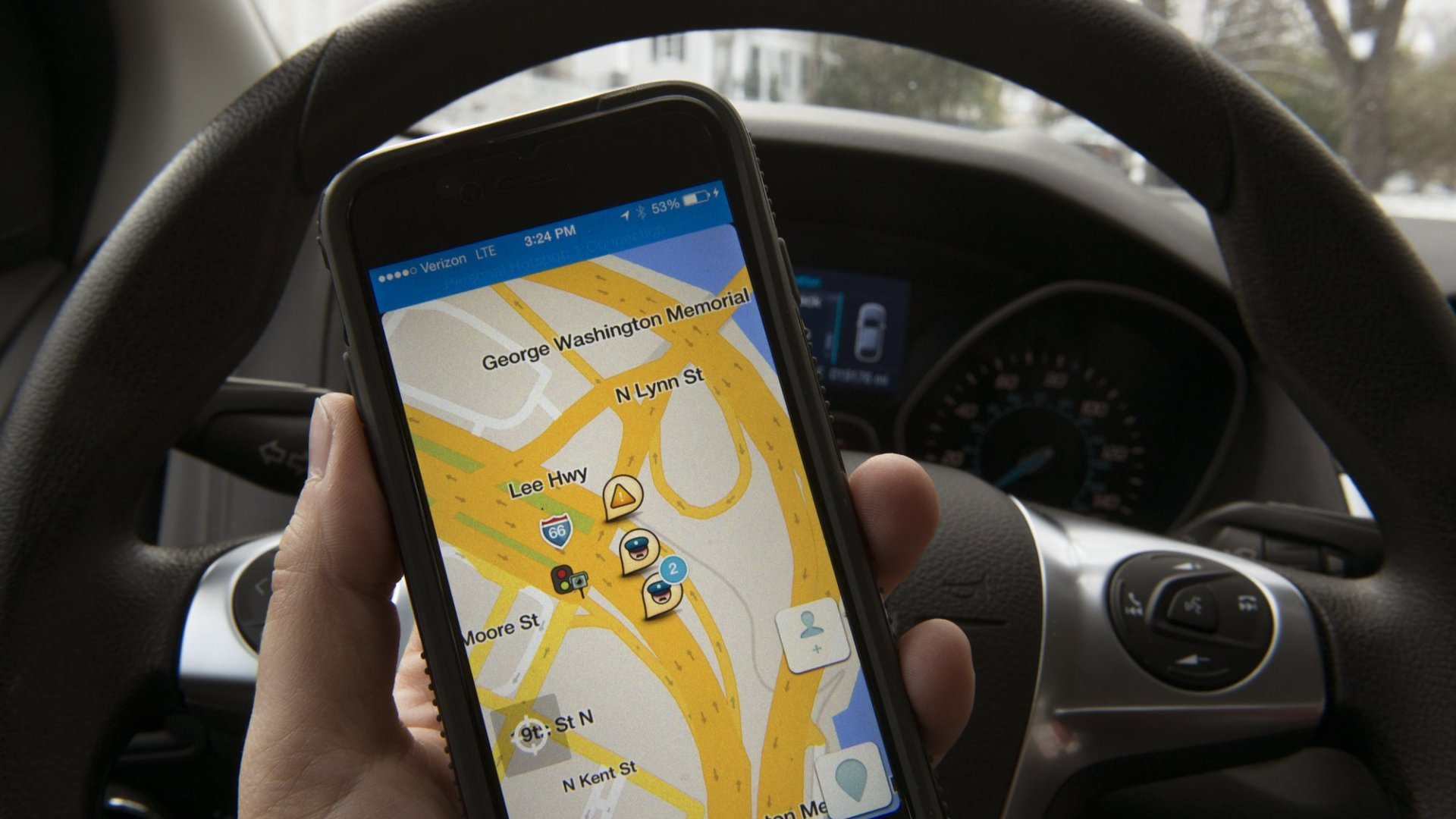Google Reveals the Future of GPS Navigation Apps