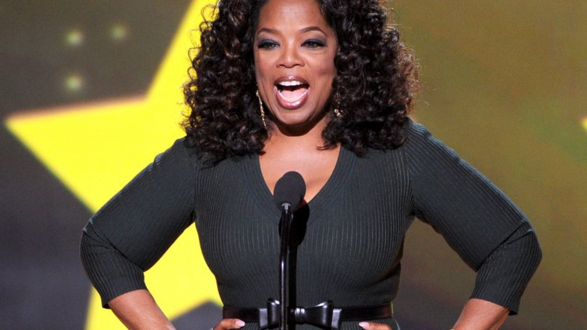 9 Leadership Quotes from Oprah Winfrey