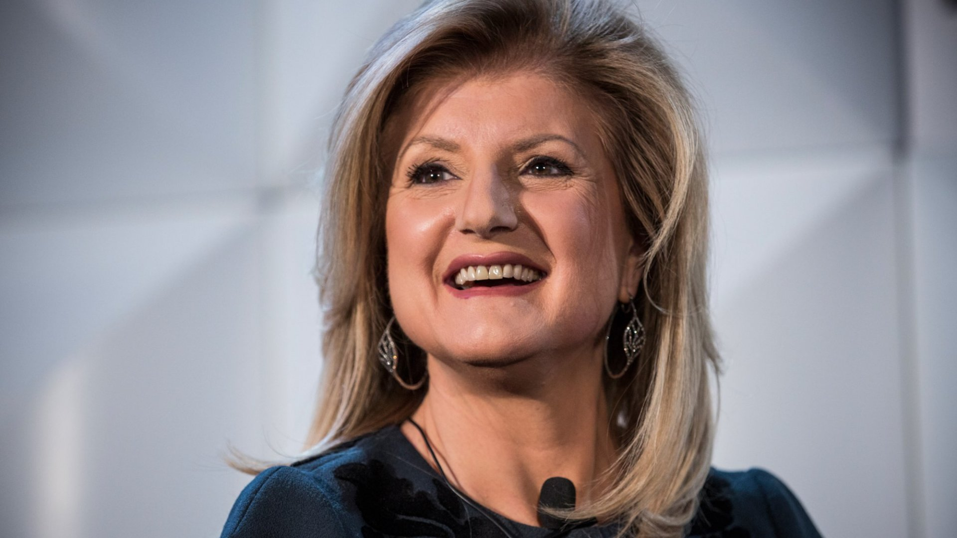The Most Important Thing Arianna Huffington Does Every Morning