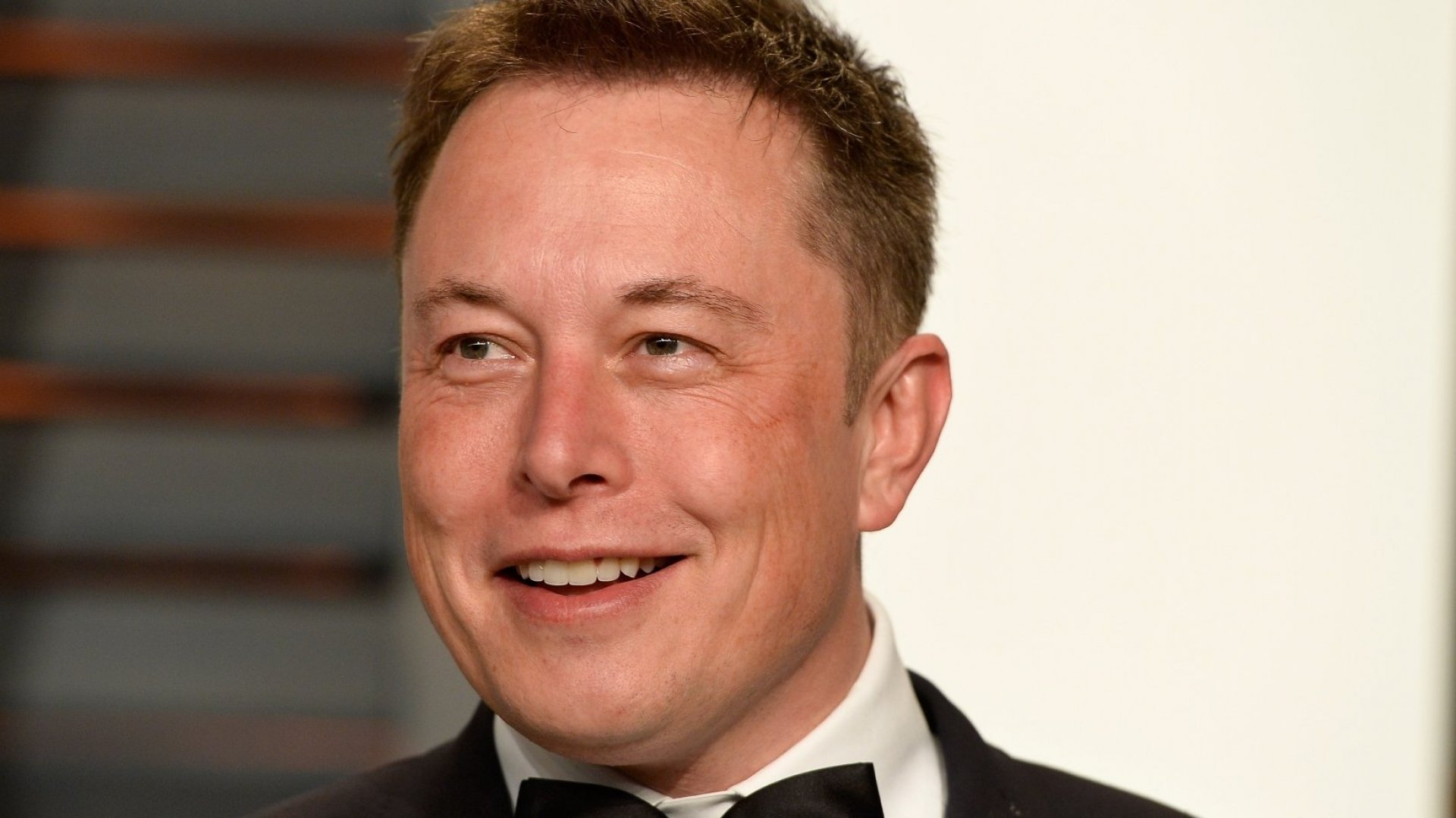 Elon Musk Meets With Donald Trump at the White House