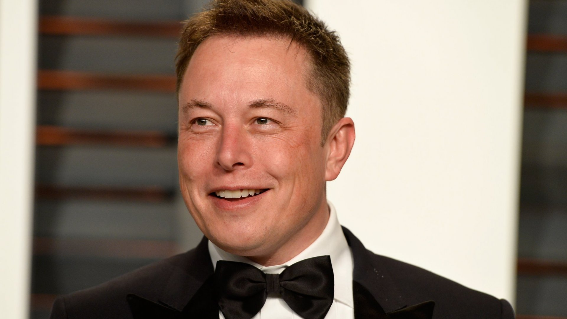 Tesla and SpaceX CEO Elon Musk, seen here in 2015, isn't setting a good sleep example.