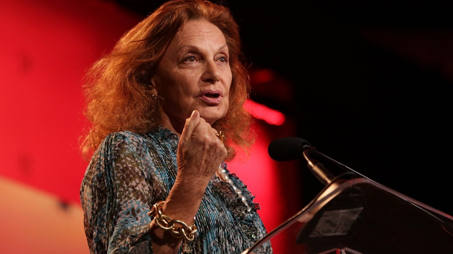 What Diane von Furstenberg Learned From One of Her Biggest Career Mistakes