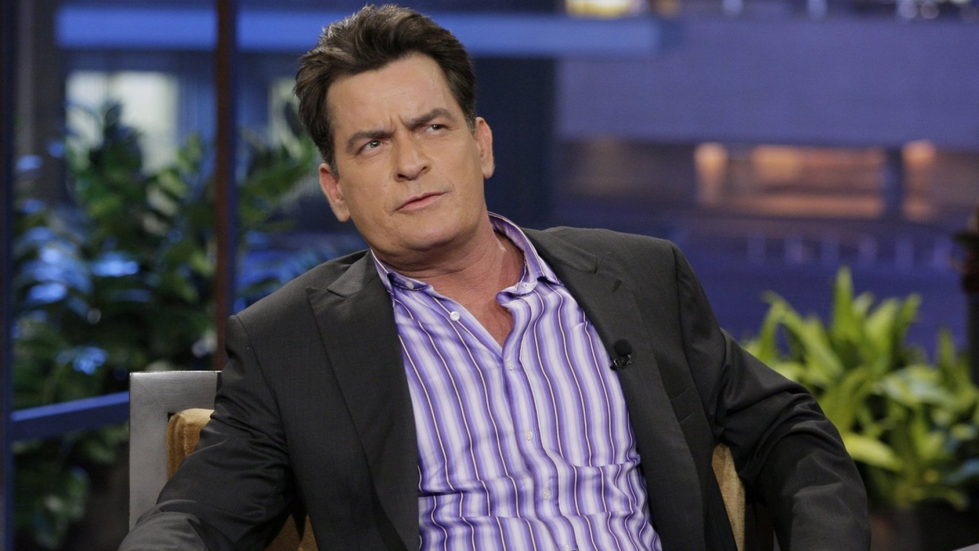 The One Word in Charlie Sheen's Story That Actually Matters for the Rest of Us