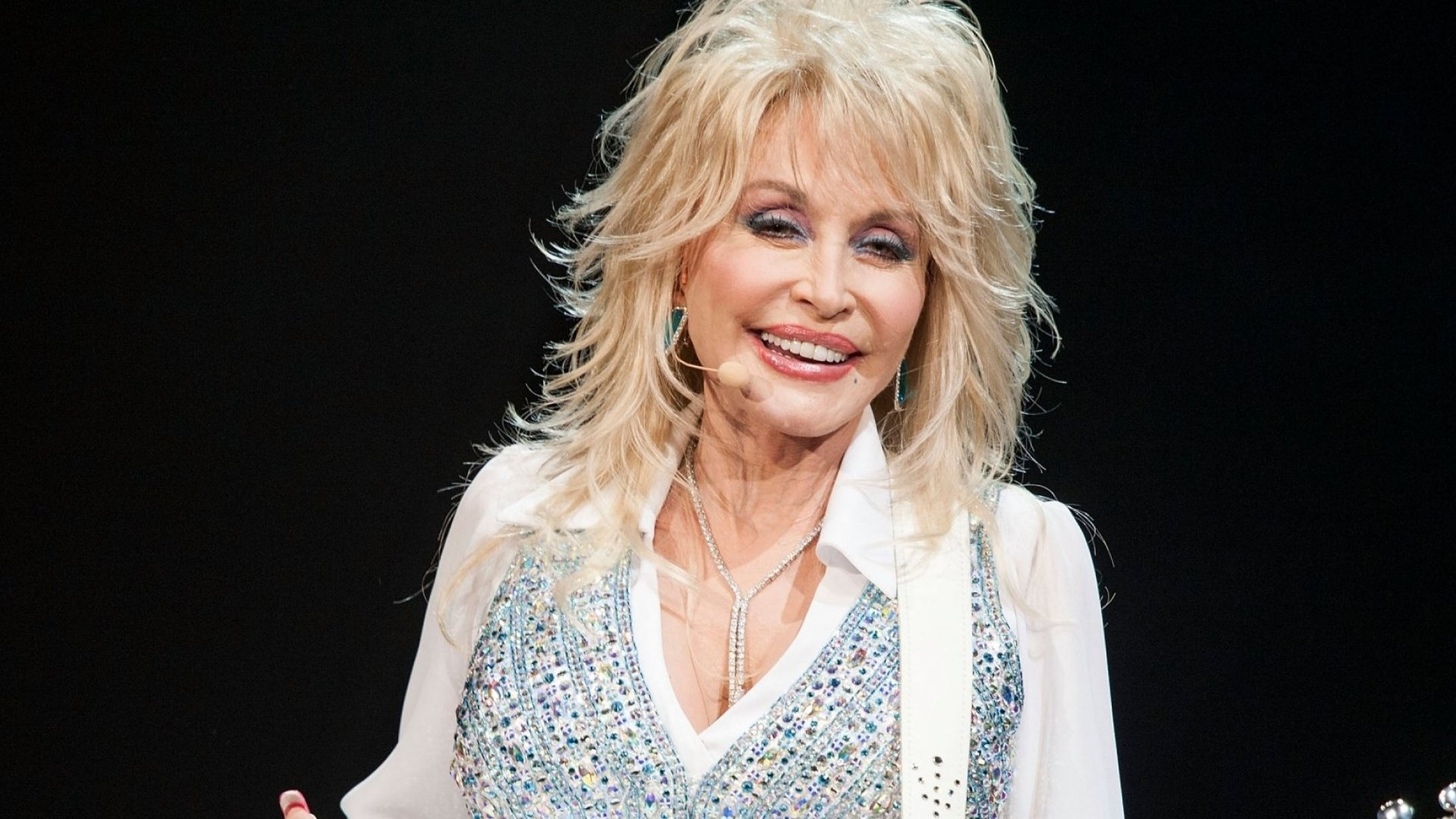 Dolly Parton Shares the Secret to Her Success--and It's Not What You Think
